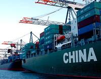 Морская доставка грузов из Китая, США