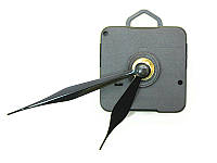 Часовой механизм №10 с большой плоской стрелкой 9/7 см