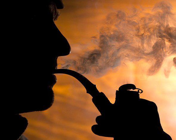 фото курительная трубка