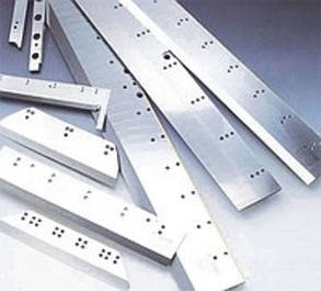 Ножи бумагорезательные плоские