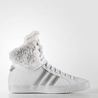 Кроссовки женские высокие на меху adidas Park Winter Hi Shoes AW4926
