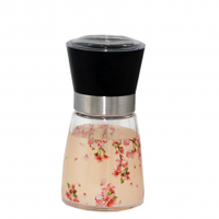 Мельница для соли и перца 180мл (Цветущая вишня)