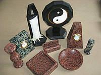 Сувенирная и подарочная продукция из природного камня