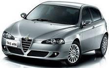 Защита двигателя на Alfa Romeo 147 (2000-2010)