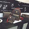 Подарочный набор для модных девушек Рюкзак, клатч, косметичка, визитница, фото 4