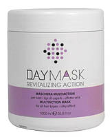 Мультиактивная маска с фруктовыми кислотами для всех типов волос Multiaction Day Mask With Fruit Acids 1000мл