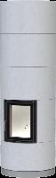Каминная система Brunner KSO 33 r with thermal concrete cladding