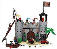 Конструктор BRICK Пиратская крепость 366 дет. 310