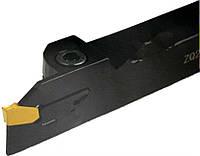 ZQ-2525-4 Резец отрезной, канавочный (державка токарная отрезная канавочная со сменной пластиной)