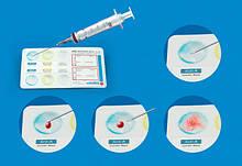 Тести для визначення групи крові і резус-приналежності