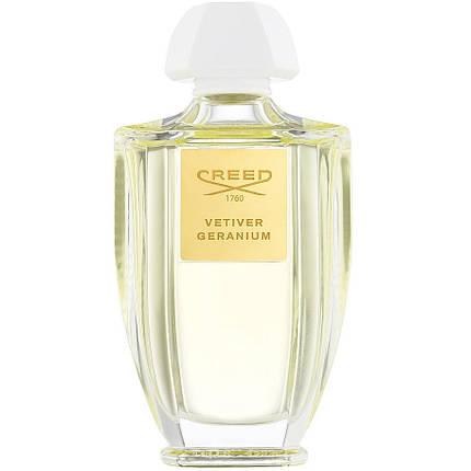 Creed Acqua Originale Vetiver Geranium парфюмированная вода 100 ml. (Тестер Крид Аква Ветивер Гераниум), фото 2