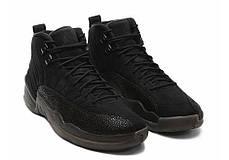 Мужские кроссовки Nike Air Jordan 12 OVO Black 873 864 032, Найк Аир Джордан 12, фото 3
