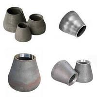 Переход 26х21 (20х15) стальной концентрический ДСТУ 13378-01