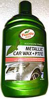 TURTLE WAX GL METALLIC WAX + PTFE 500ml