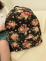 Сказочные рюкзаки с цветами