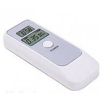 Цифровой алкотестер с LCD часами ALT-06