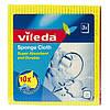 Салфетки влаговпитывающие Sponge Cloth, Vileda, 3 шт., фото 3