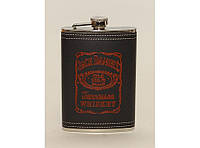 Фляга Jack Daniel's 270 мл F1-39, подарочная фляга для алкогольных напитков