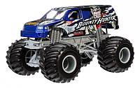 Металлический джип (Hot Wheels Monster Jam Bounty Hunter)