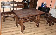 Оригинальный стол под старину