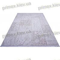Акриловый рельефный ковер Табоо (Ламинат) цвет кремовый