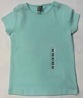 Детская футболка для девочек Zara (Испания)