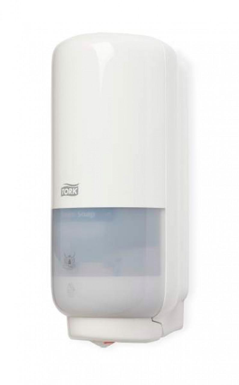 Tork сенсорный диспенсер для мыла-пены 1 л белый