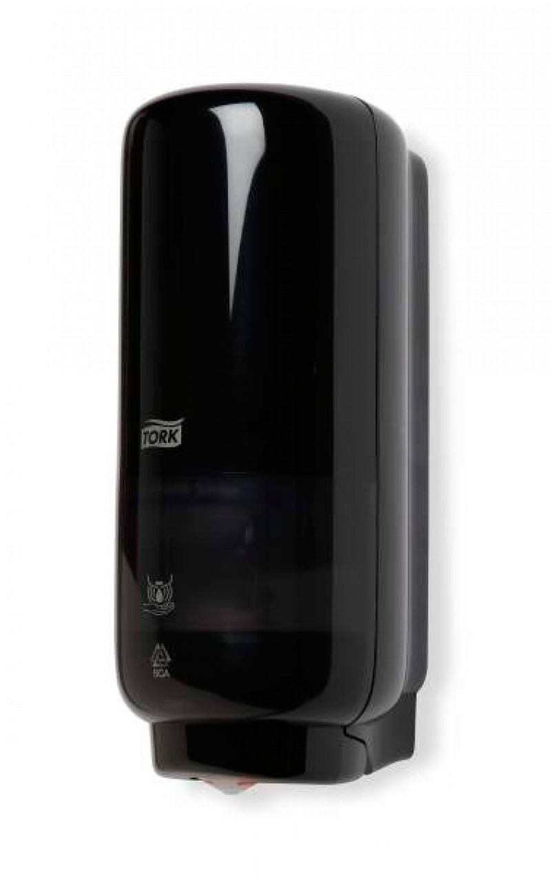 Tork черный сенсорный диспенсер для мыла-пены 1 л