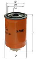 Фильтр топливный Alpha Global AF419