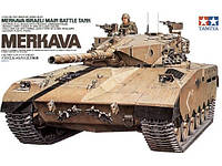 Танк Merkava MBT 1/35 TAMIYA 35127