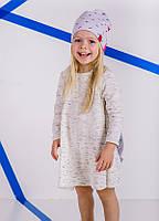 Детская шапка МАРСЕЛА для девочек оптом размер 50-52-54