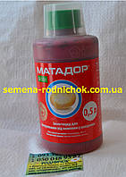 Протравитель Матадор контактно кишечного действия против земляных вредителей (0,5 л емкость)