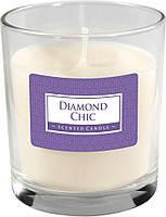 Ароматическая свеча Мир духов  Изысканный бриллиант BISPOL