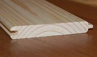 Вагонка сосна двухсторонняя длинна 1,3м