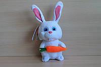 Мягкая игрушка Секреты домашних животных, кролик Снежок