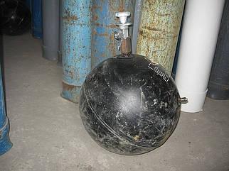 Балон для стиснутого повітря (куля)