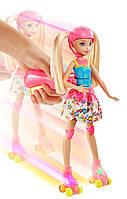 """Кукла Барби """"Героиня Видеоигр"""" на светящихся роликах / Barbie Video Game Hero Girls Anime Doll, фото 5"""
