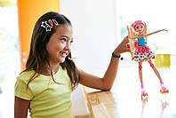 """Кукла Барби """"Героиня Видеоигр"""" на светящихся роликах / Barbie Video Game Hero Girls Anime Doll, фото 8"""
