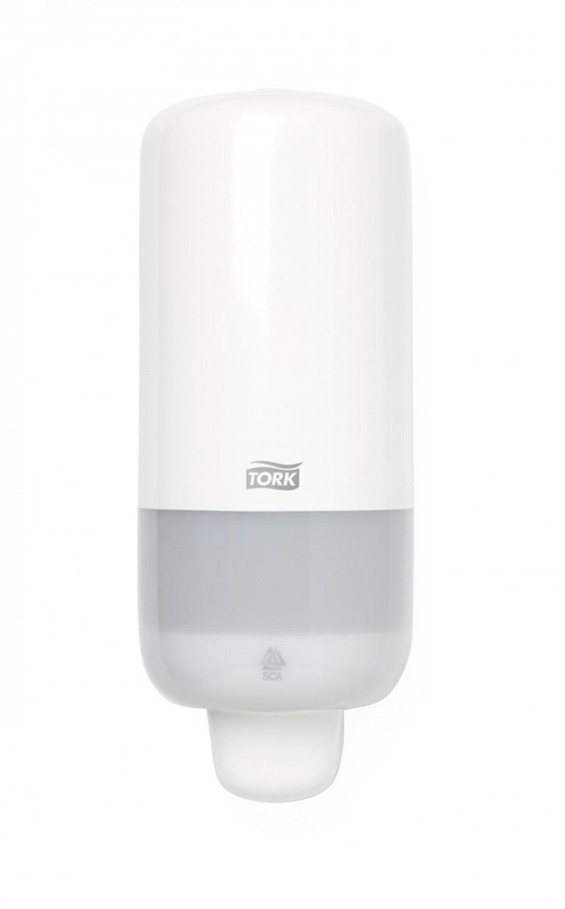 (561500) Tork  диспенсер д/жидкого мыла-пены 1л,белый