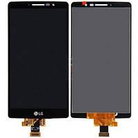 Дисплей (LCD) LG H540F G4 Stylus Dual/ H542/ H631/ H635/ LS770 с сенсором черный