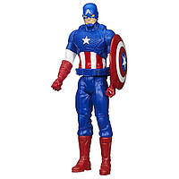 Капитан Америка (Marvel Avengers Titan Hero Series Captain America 12-Inch Figure)