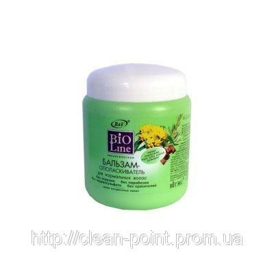 BIO LINE Бальзам-ополаскиватель - Для нормальных волос, 450 мл