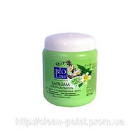 BIO LINE Бальзам-ополаскиватель - Для сухих и поврежденных волос, 450 мл