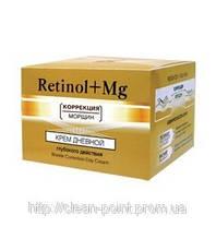 RETINOL+MG Коррекция морщин - Крем дневной глубокого действия, 45 мл