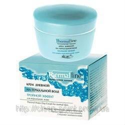 THERMAL LINE Дневной крем - Для нормальной кожи лица, Тройной эффект, 45 мл