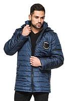 Модная мужская стеганая куртка