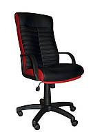 [ Кресло Orbita Lux combi D-5/S-3120 + подарок ] Кресло руководителя качественная эко кожа