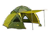 Тент-шатер на 6 человек для отдыха WORLD OF MAVERICK