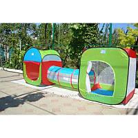 Детская игровая палатка + тоннель