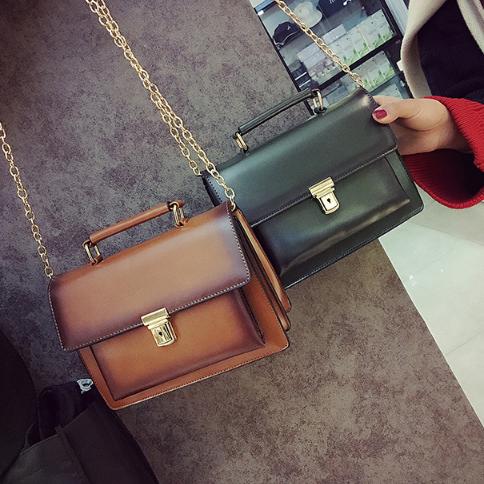 Стильная маленькая женская сумка. Модель 2066